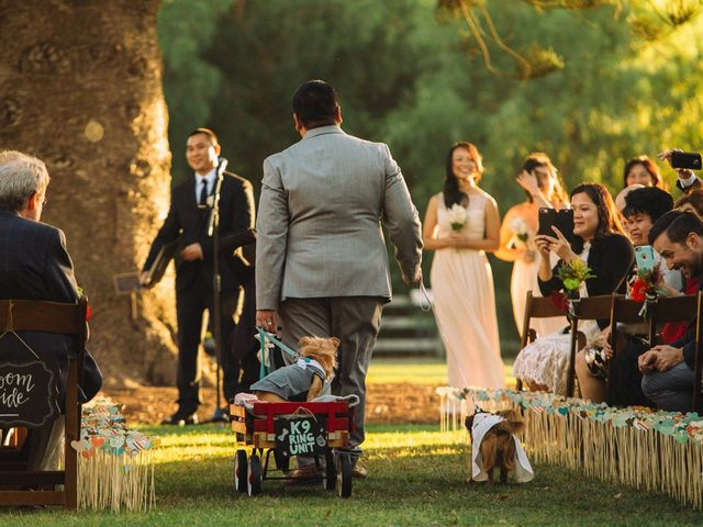 Nic and Allen's Wedding in Los Angeles, California 26