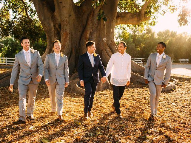 Nic and Allen's Wedding in Los Angeles, California 30