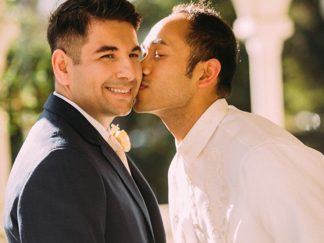 Nic and Allen's Wedding in Los Angeles, California 33