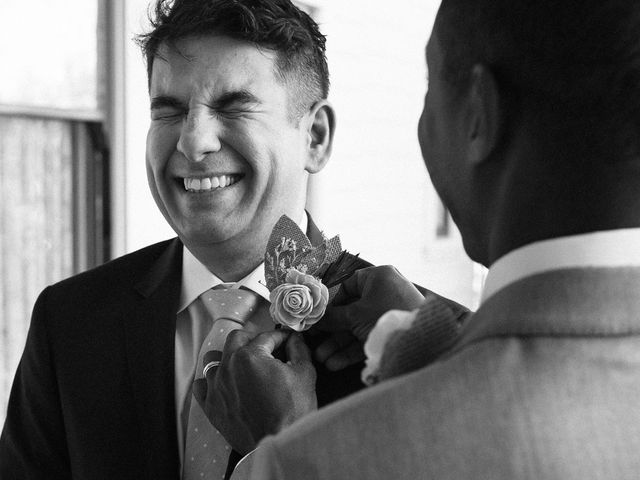 Nic and Allen's Wedding in Los Angeles, California 34