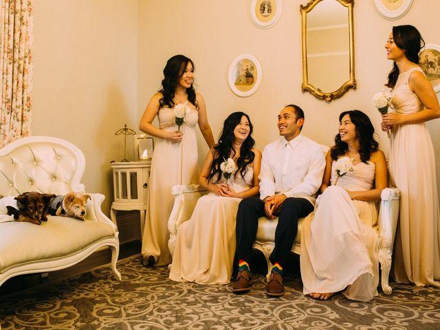 Nic and Allen's Wedding in Los Angeles, California 36