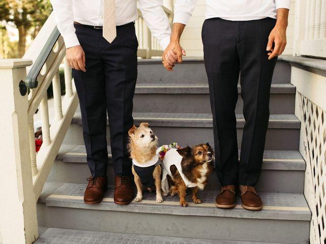 Nic and Allen's Wedding in Los Angeles, California 2