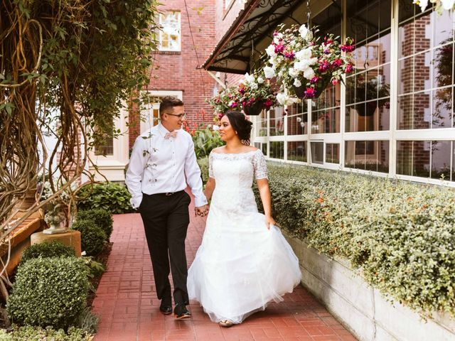 Ashlie and Jens's Wedding in Bellingham, Washington 5