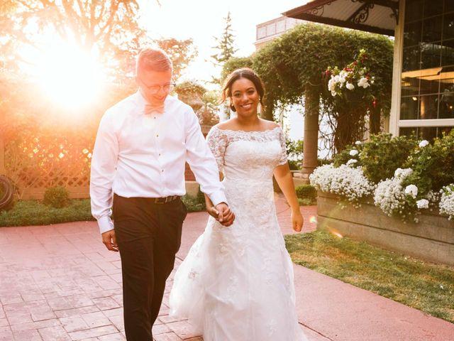 Ashlie and Jens's Wedding in Bellingham, Washington 7