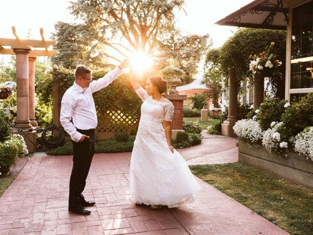 Ashlie and Jens's Wedding in Bellingham, Washington 8