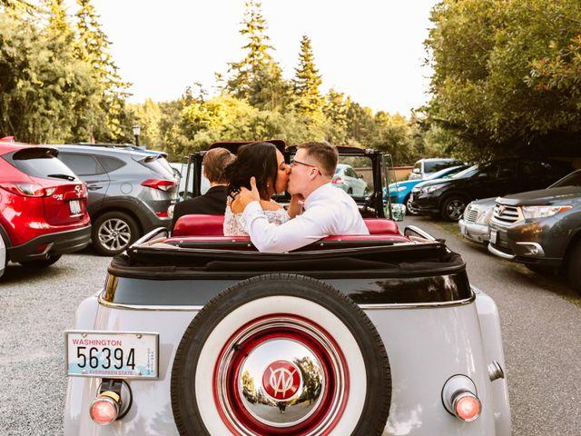 Ashlie and Jens's Wedding in Bellingham, Washington 9