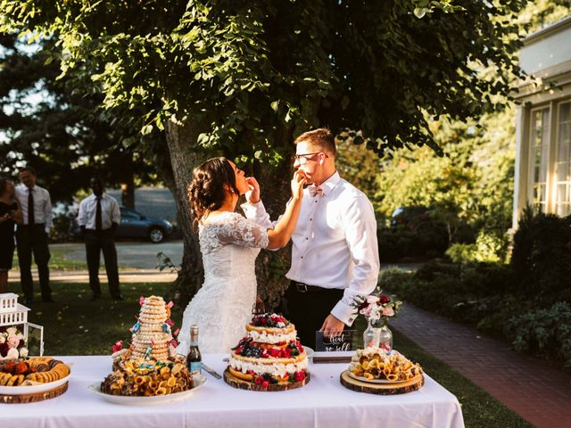 Ashlie and Jens's Wedding in Bellingham, Washington 18