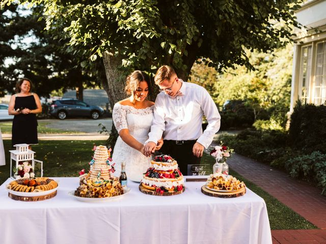 Ashlie and Jens's Wedding in Bellingham, Washington 19