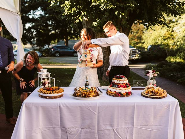 Ashlie and Jens's Wedding in Bellingham, Washington 20