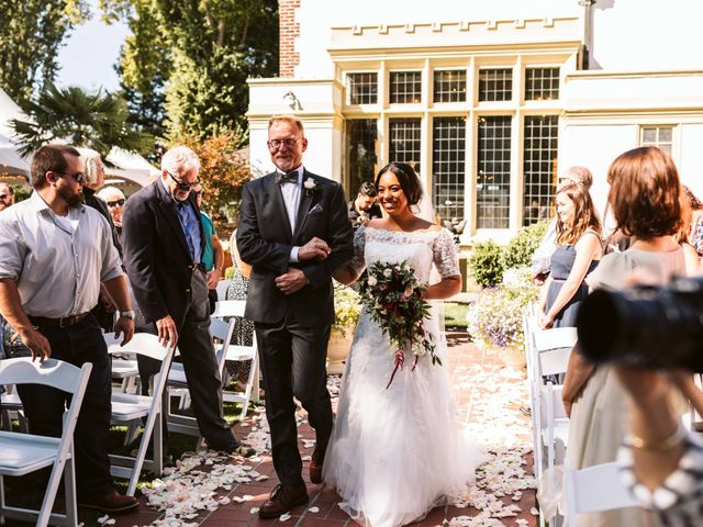 Ashlie and Jens's Wedding in Bellingham, Washington 56