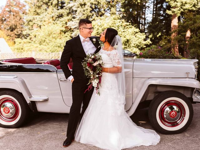Ashlie and Jens's Wedding in Bellingham, Washington 64