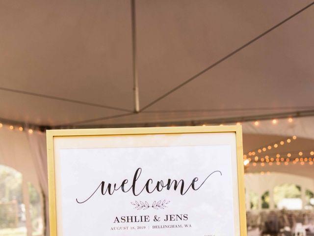 Ashlie and Jens's Wedding in Bellingham, Washington 75