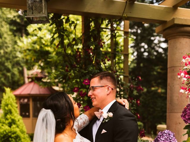 Ashlie and Jens's Wedding in Bellingham, Washington 82