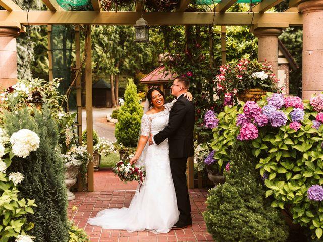 Ashlie and Jens's Wedding in Bellingham, Washington 83