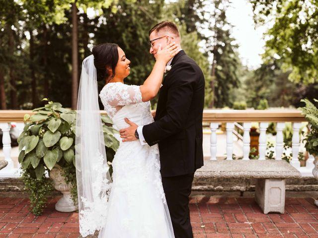 Ashlie and Jens's Wedding in Bellingham, Washington 87