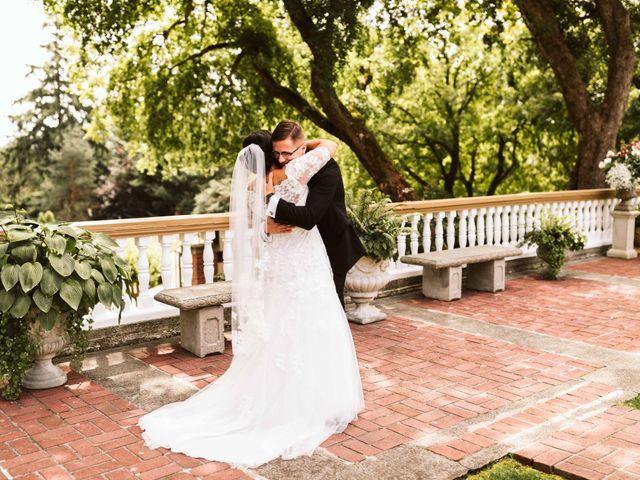 Ashlie and Jens's Wedding in Bellingham, Washington 88