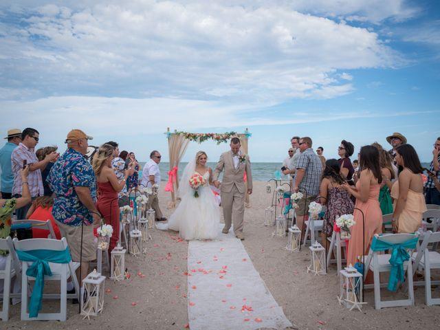 Kimberly and Aaron's Wedding in Corpus Christi, Texas 3