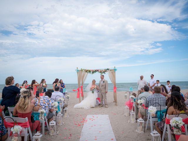Kimberly and Aaron's Wedding in Corpus Christi, Texas 6