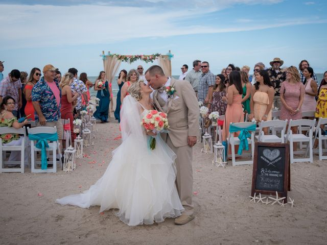 Kimberly and Aaron's Wedding in Corpus Christi, Texas 7