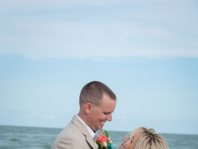 Kimberly and Aaron's Wedding in Corpus Christi, Texas 13