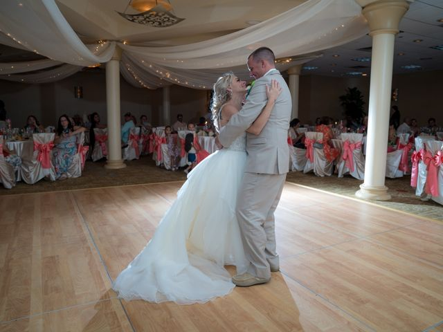 Kimberly and Aaron's Wedding in Corpus Christi, Texas 15