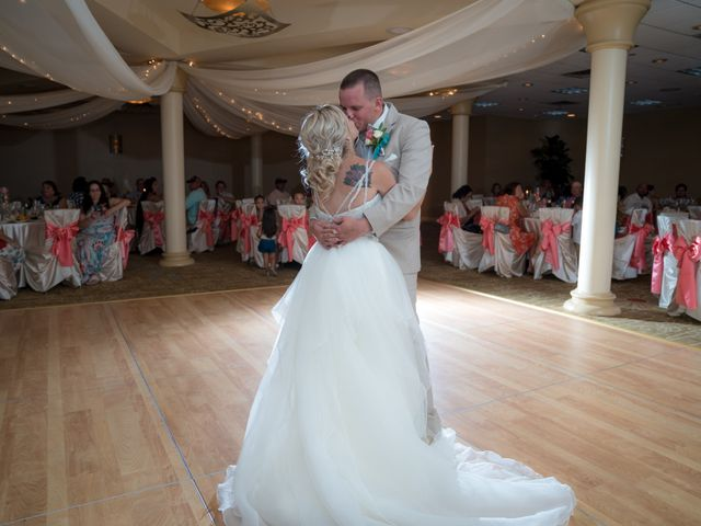 Kimberly and Aaron's Wedding in Corpus Christi, Texas 16
