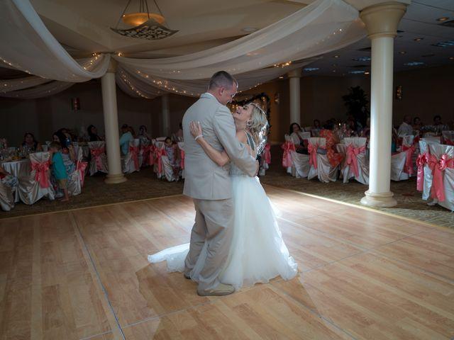 Kimberly and Aaron's Wedding in Corpus Christi, Texas 17