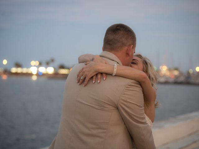 Kimberly and Aaron's Wedding in Corpus Christi, Texas 18