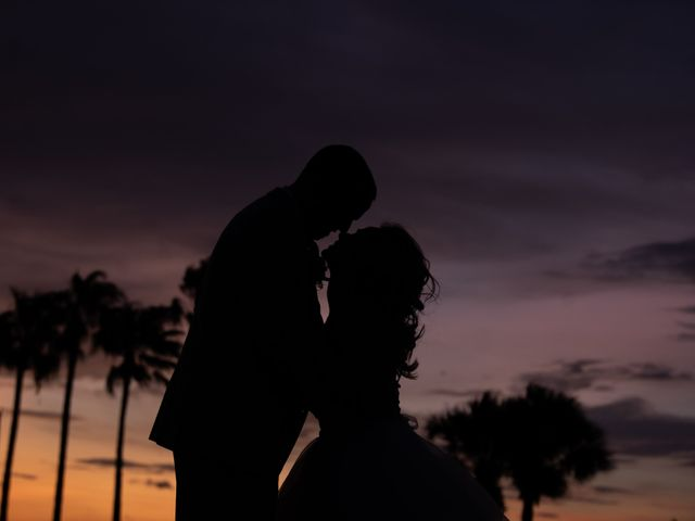 Kimberly and Aaron's Wedding in Corpus Christi, Texas 20