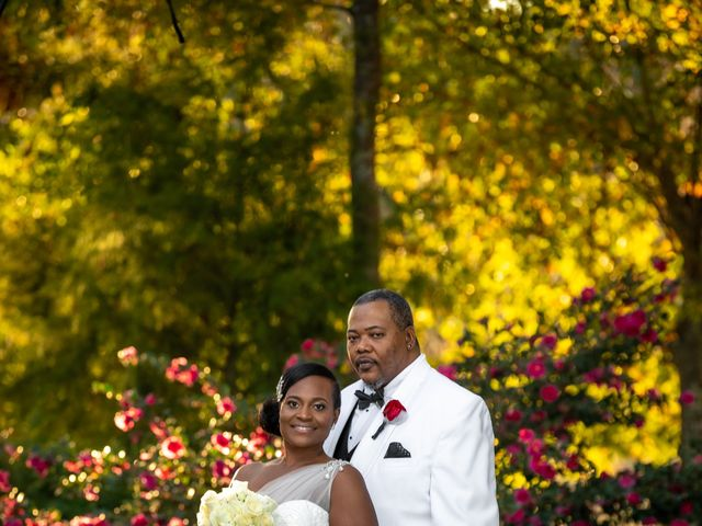 Roy and Christie's Wedding in Fort Valley, Georgia 3