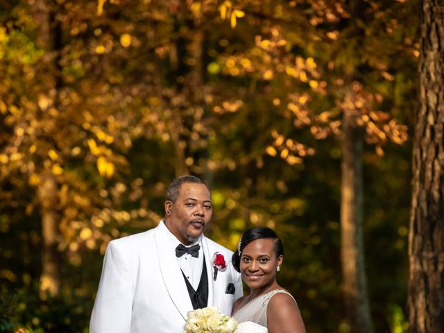 Roy and Christie's Wedding in Fort Valley, Georgia 4