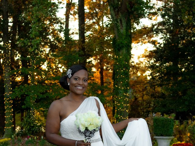 Roy and Christie's Wedding in Fort Valley, Georgia 9