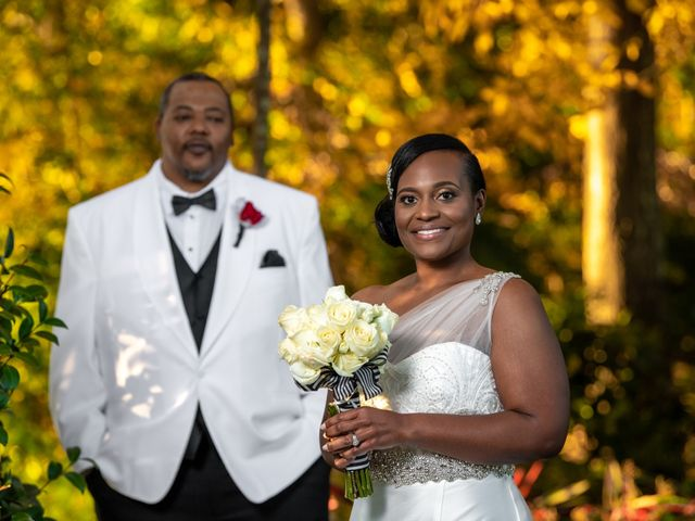 Roy and Christie's Wedding in Fort Valley, Georgia 19
