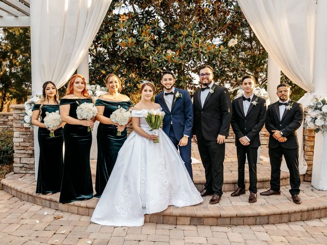 Luis and Andrea's Wedding in Saint Cloud, Florida 4