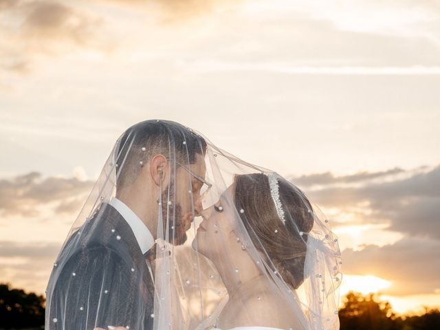 Luis and Andrea's Wedding in Saint Cloud, Florida 7