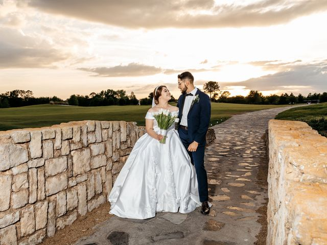 Luis and Andrea's Wedding in Saint Cloud, Florida 9