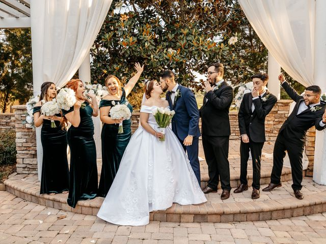 Luis and Andrea's Wedding in Saint Cloud, Florida 11