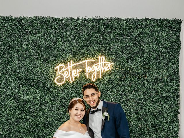 Luis and Andrea's Wedding in Saint Cloud, Florida 12