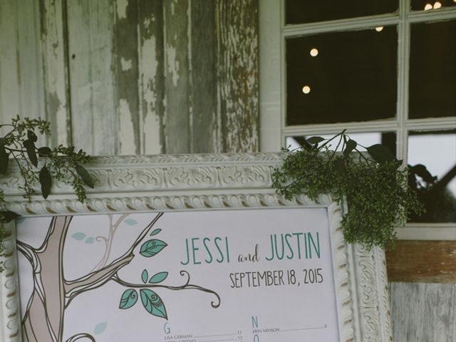 Jessi and Justin's Wedding in Berrien Springs, Michigan 15