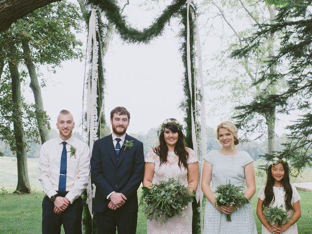 Jessi and Justin's Wedding in Berrien Springs, Michigan 12