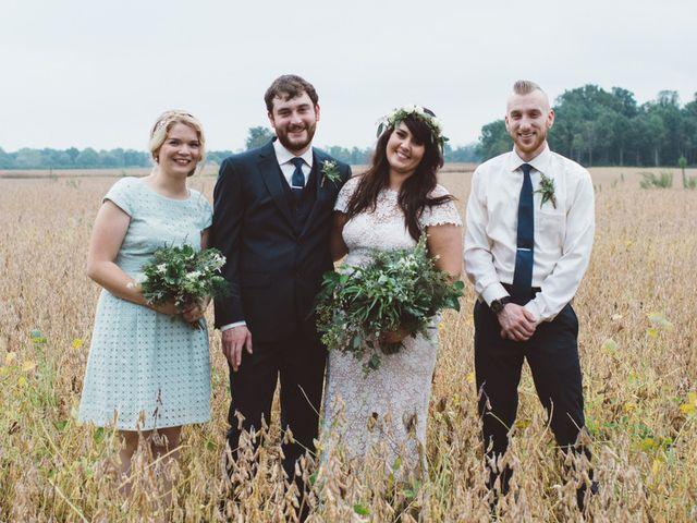 Jessi and Justin's Wedding in Berrien Springs, Michigan 13
