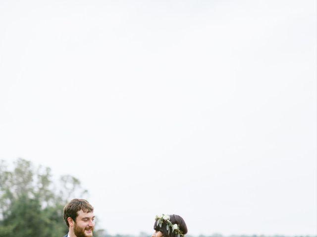 Jessi and Justin's Wedding in Berrien Springs, Michigan 11