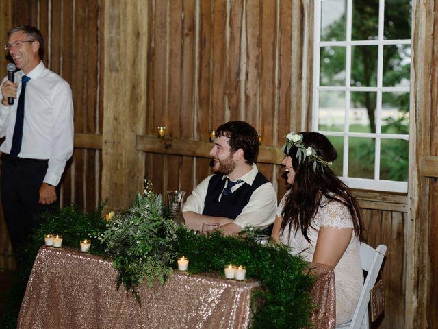 Jessi and Justin's Wedding in Berrien Springs, Michigan 22