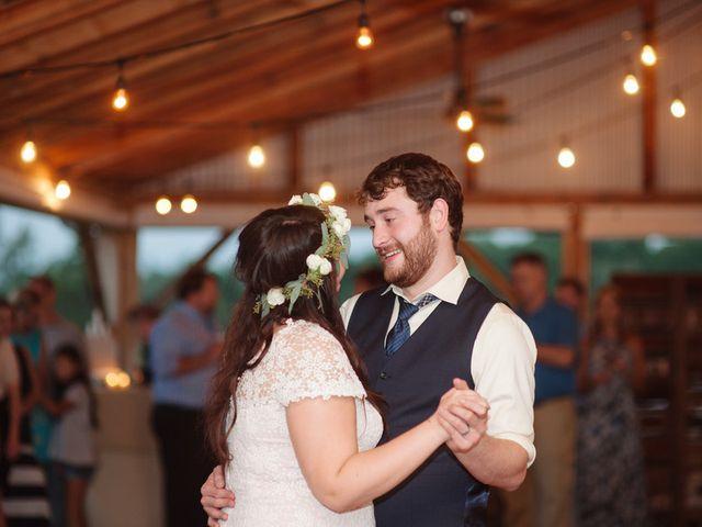 Jessi and Justin's Wedding in Berrien Springs, Michigan 21