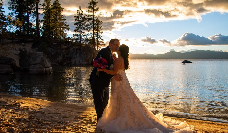 Greg and Amy's Wedding in South Lake Tahoe, California