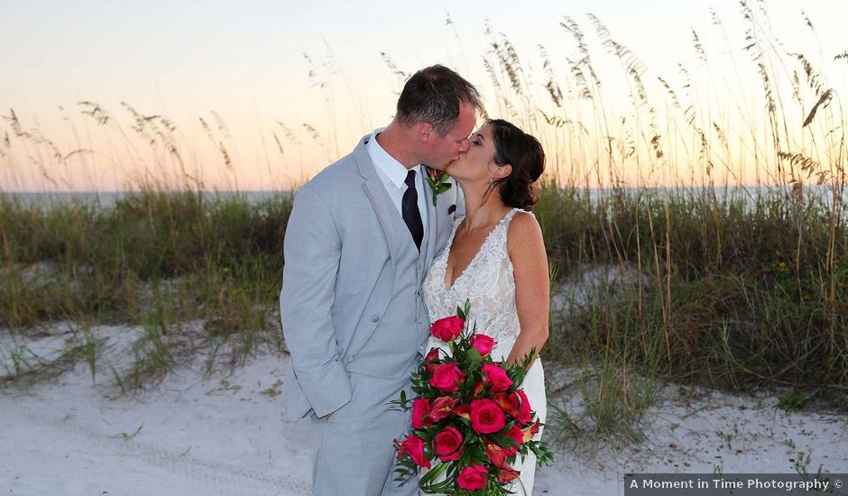 Kevin and Melanie's Wedding in Fort Myers Beach, Florida