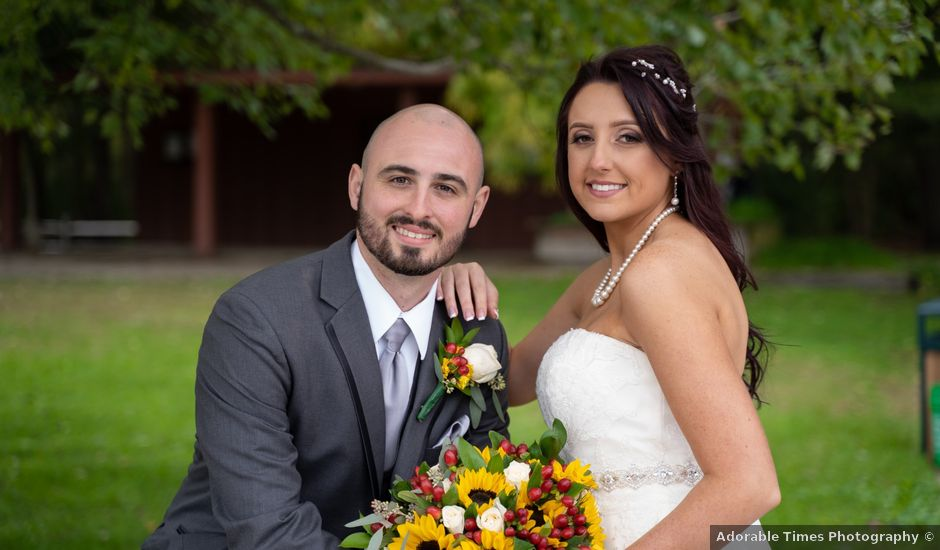 Michael and Amanda's Wedding in Freehold, New Jersey