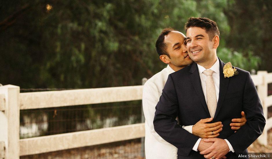 Nic and Allen's Wedding in Los Angeles, California