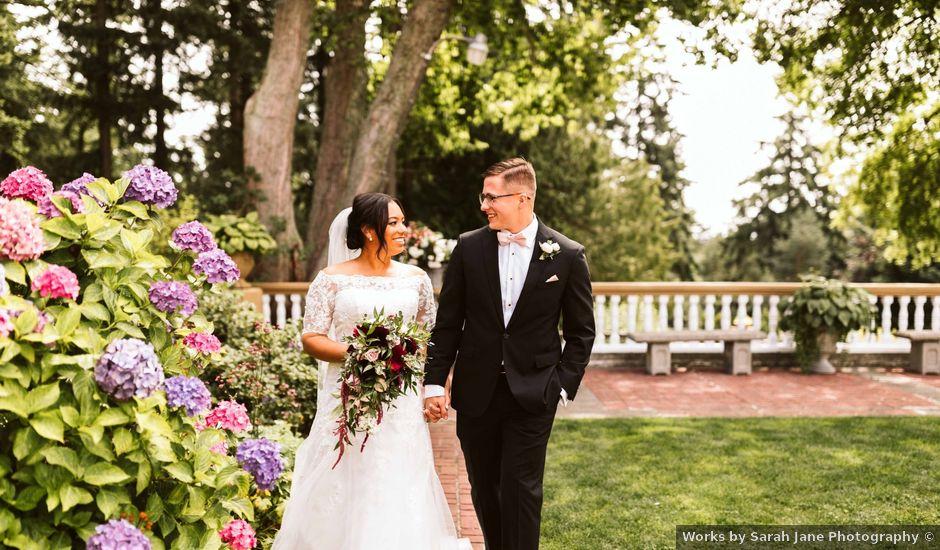 Ashlie and Jens's Wedding in Bellingham, Washington