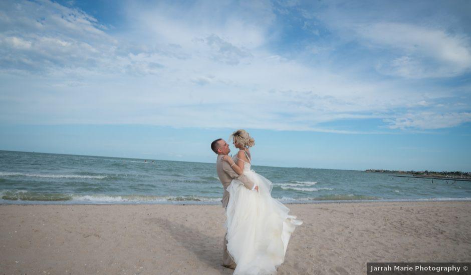 Kimberly and Aaron's Wedding in Corpus Christi, Texas